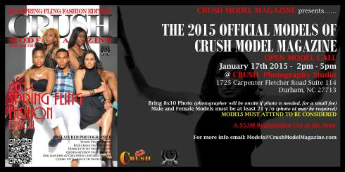CASTING CALL FLYERS-2014