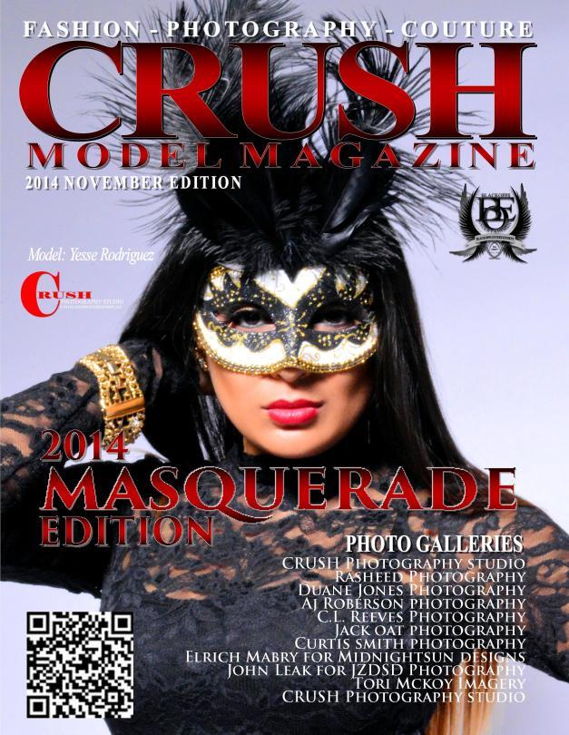 CRUSH - 2014 MASQUERADE EDITION