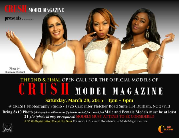 CASTING CALL FLYERS-2015-2