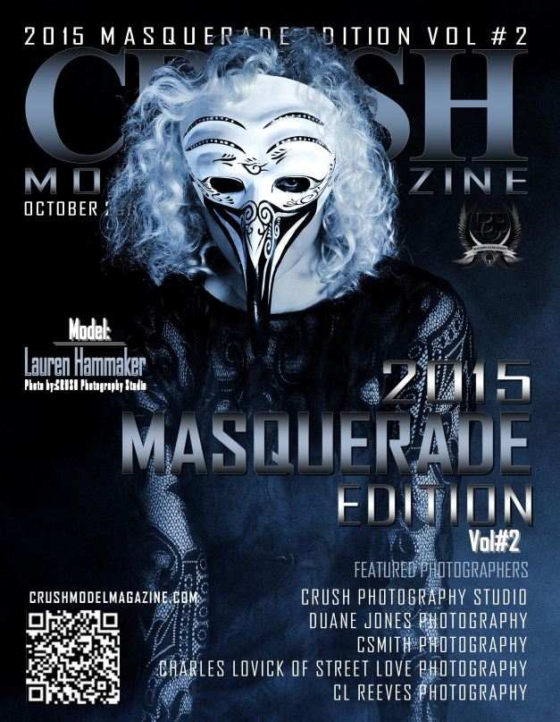 CRUSH 2015 MASQUERADE EDITION VOL2