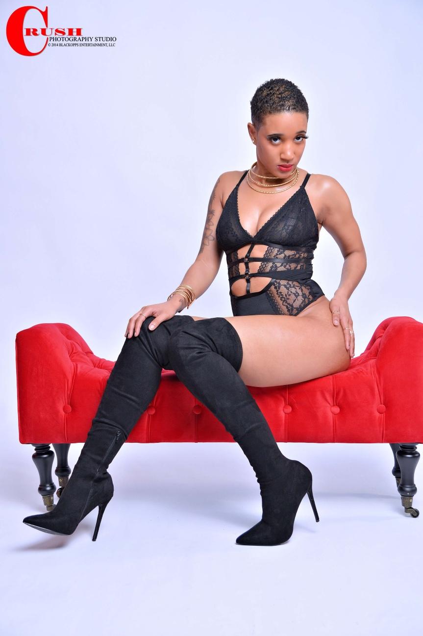 WCW Model: JalisaMcFat